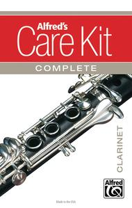 Alfred\'s Care Kit Complete: Clarinet