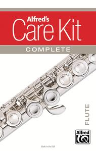 Alfred\'s Care Kit Complete: Flute
