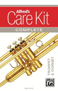 Alfred\'s Care Kit Complete: Trumpet and Cornet (Lacquer)