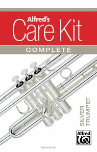 Alfred\'s Care Kit Complete: Silver Trumpet