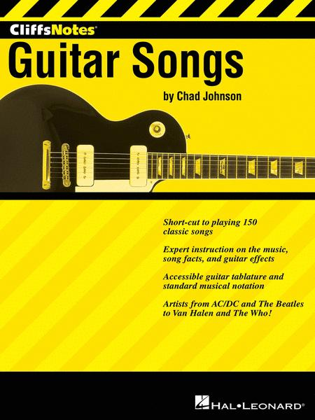 CliffsNotes to Guitar Songs