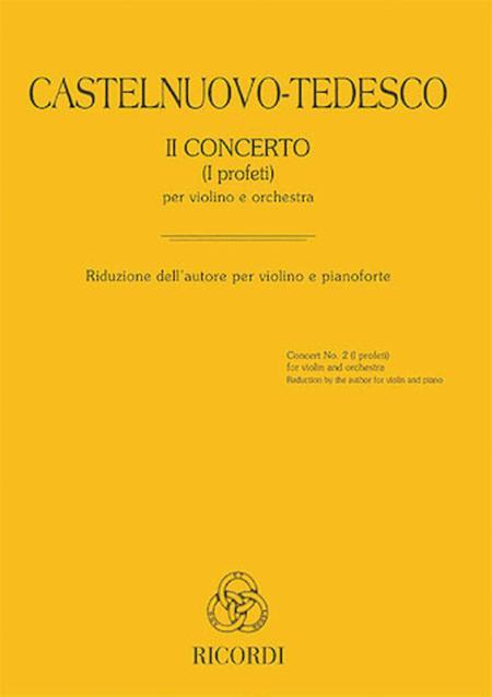 Concerto No. 2 (I Profeti)