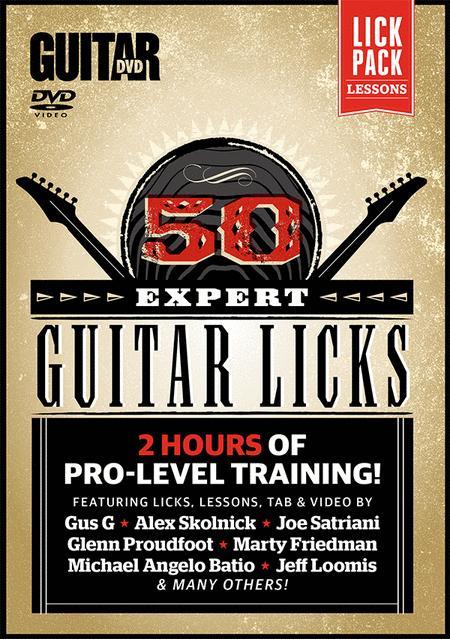 Guitar World -- 50 Expert Guitar Licks