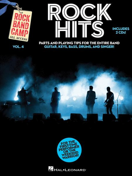Rock Hits - Rock Band Camp Volume 4