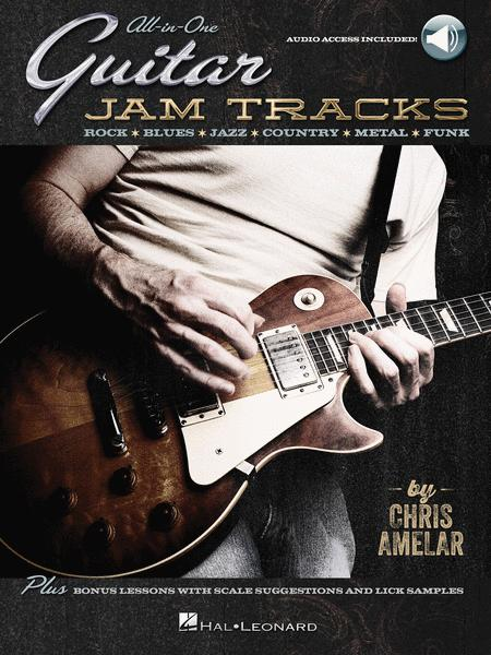 All-in-One Guitar Jam Tracks