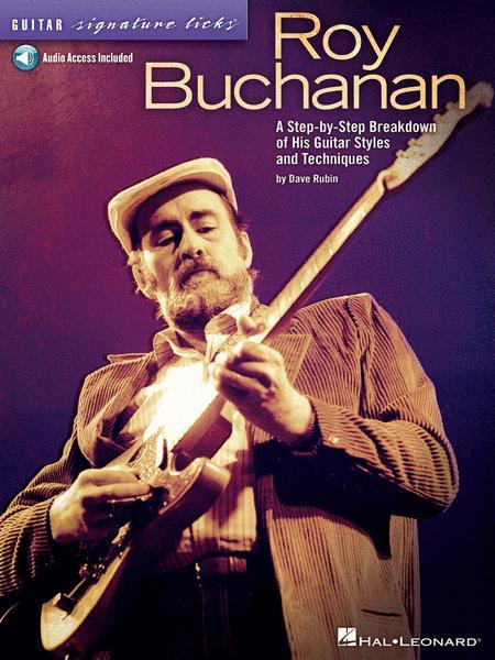 Roy Buchanan - Guitar Signature Licks