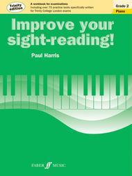 Improve Your Sight-reading! Trinity Piano, Grade 2