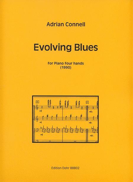 Evolving Blues fur Klavier vierhandig (1990)