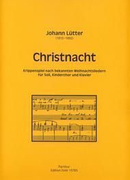 Christnacht fur Soli, Kinderchor und Klavier