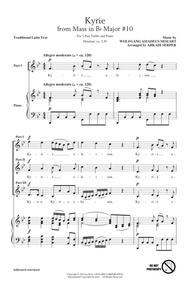 Kyrie (From The Mass In B-Flat Major #10)