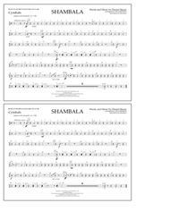 Shambala - Cymbals