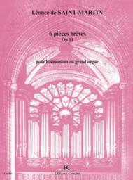 Pieces breves (6) Op. 11