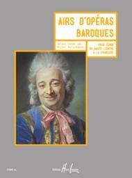 Airs d'operas baroques
