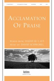 Acclamation of Praise