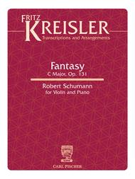 Fantasy for Violin and Orchestra