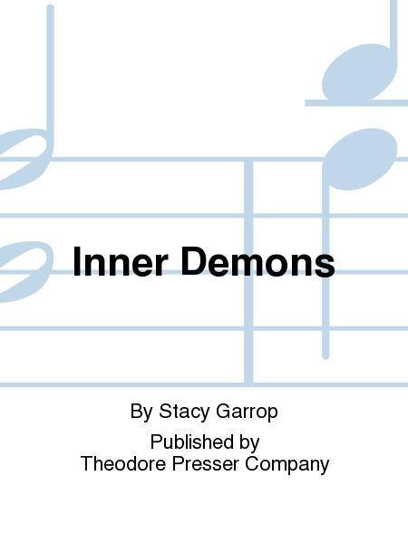 Inner Demons Sheet Music By Stacy Garrop Sheet Music Plus