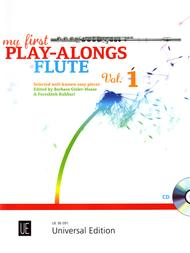 My First Play-Alongs Flute Vol.1
