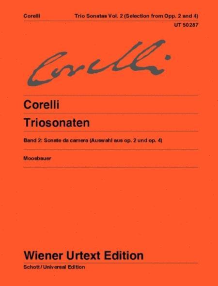 Triosonaten Vol.2