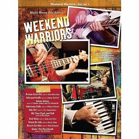 Weekend Warriors - Set List 1, Bass