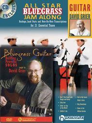 All Star Bluegrass Guitar Bundle Pack