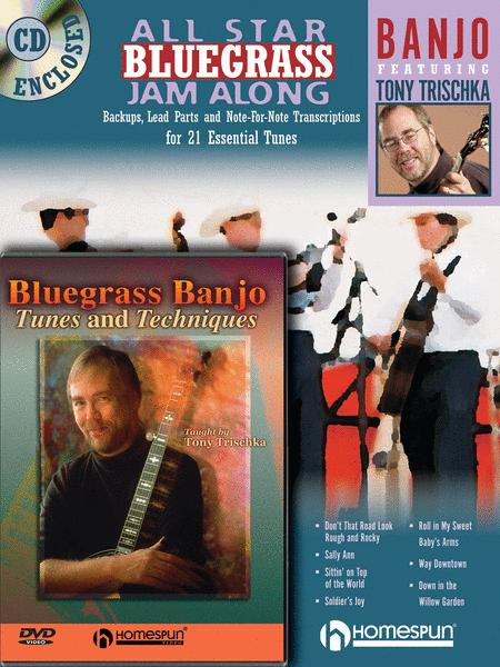 Bluegrass Banjo Pack