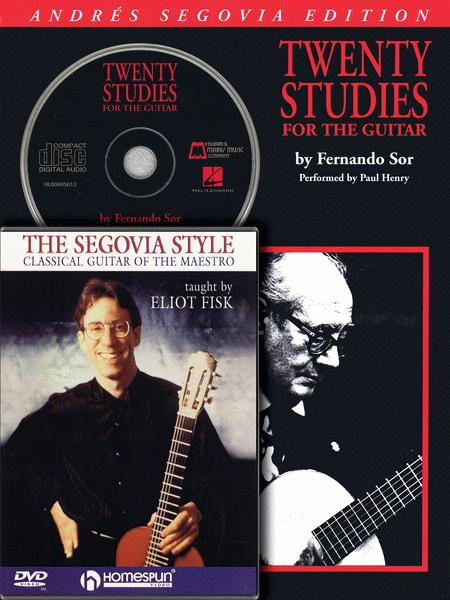 Segovia Guitar Bundle Pack