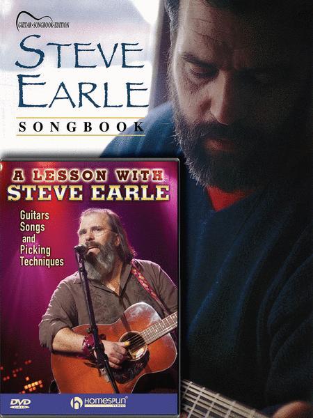 Steve Earle Guitar Pack