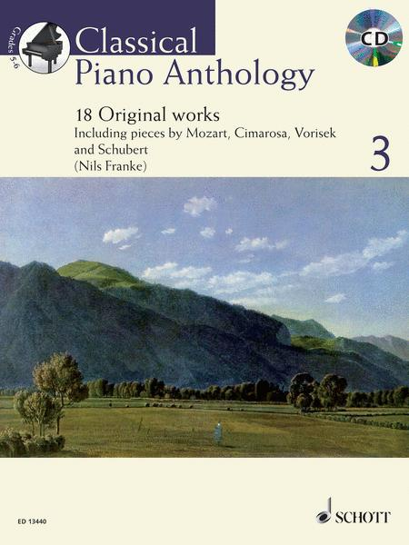 Classical Piano Anthology Vol. 3