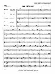 Viva Percussion - Full Score