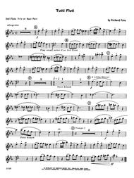 Tutti Fluti - Flute 2