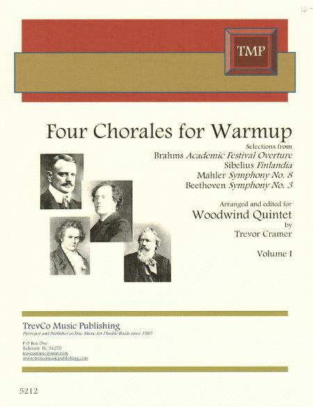 4 Chorales for Warmup, Vol. 1