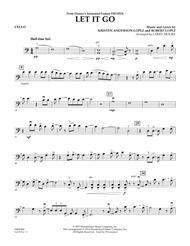 Let It Go - Cello