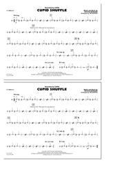 Cupid Shuffle - Cymbals