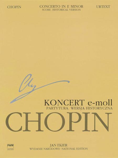 Concerto In E Minor Op. 11