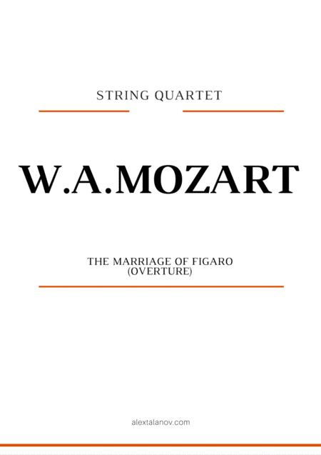 The Marriage of Figaro (overture)