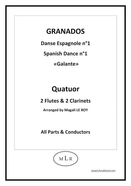 Spanish Dance n°1 Galante