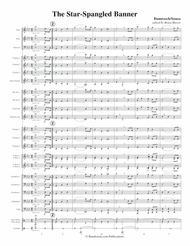 THE STAR-SPANGLED BANNER (USA National Anthem; concert band setting)