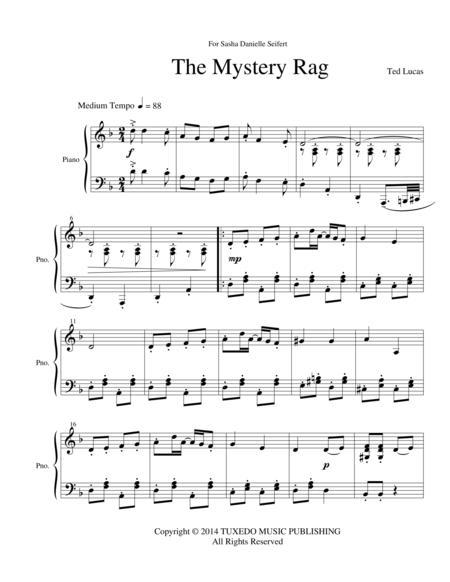 THE MYSTERY RAG