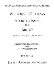 Here Comes the Bride - for the New Millennium - Harp