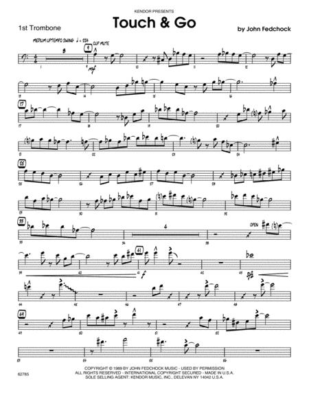 Touch & Go - Trombone 1