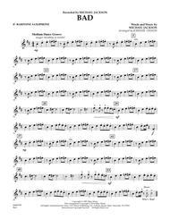Bad - Eb Baritone Saxophone