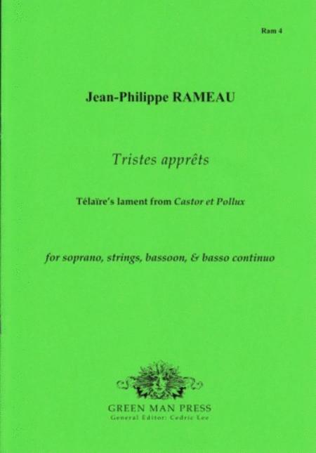 Tristes apprets a. Castor e. Pollux