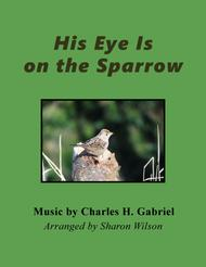 His Eye Is On the Sparrow (Piano Solo)