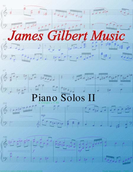 Piano Solos Ii