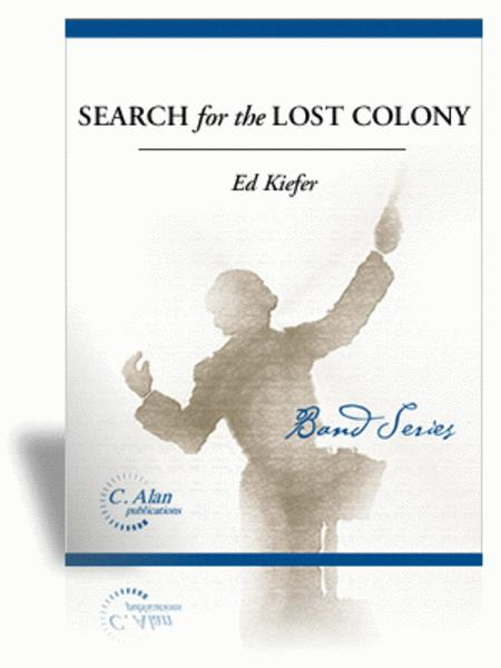 Search for the Lost Colony (score only)