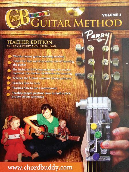 ChordBuddy Guitar Method - Volume 1