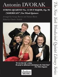 String Quartet No. 12 in F Major, Op. 96 (American) for Wind Quintet