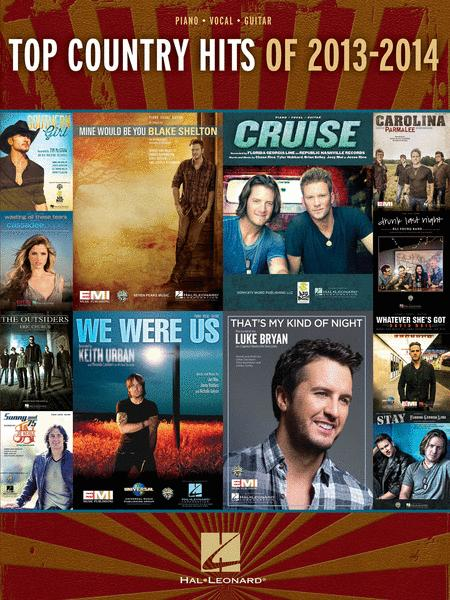 Top Country Hits of 2013-2014