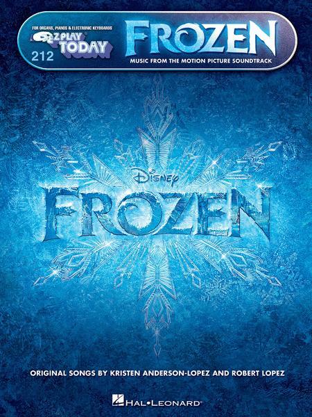 Frozen (E-Z Play Today Volume 212)