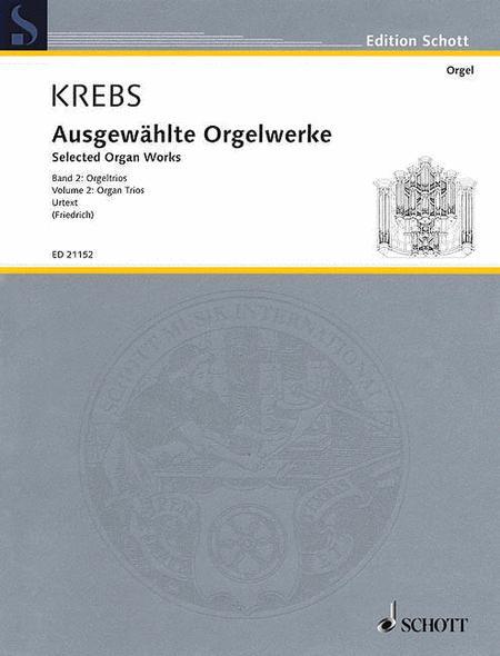 Selected Organ Works Band 2